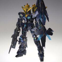 GFFMC RX-0(N) Unicorn Gundam 02 Banshee Norn Metal Composite