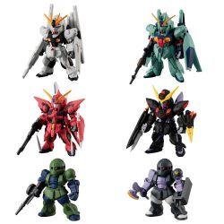 FW Gundam Converge #21 (set of 6)