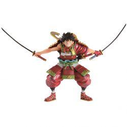 Ichibansho Figure Armor Warrior Luffytaro