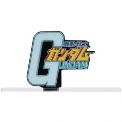Logo Display Mobile Suit Gundam (Small Ver.)