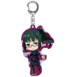 Maki Zenin Nendoroid Plus Acrylic Keychain