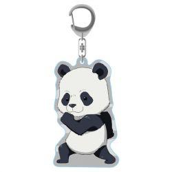Panda Nendoroid Plus Acrylic Keychain