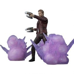S.H.Figuarts Star-Lord & Tamashii Effect Explosion
