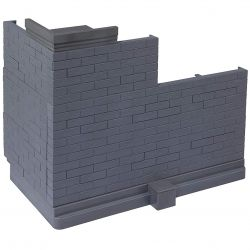 Tamashii Option Brick Wall (Grey Ver.)