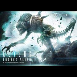 Tusked Alien Bonus Ver.