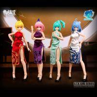 A.T.K.GIRL - The Four Holy Beast China Mandarin Dress Option Pack