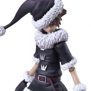 Bring Arts Sora (Kingdom Hearts II) Christmas Town Ver.