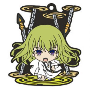 Fate/Grand Order - Absolute Demonic Front: Babylonia Nendoroid Plus Collectible Rubber Keychains 02 (box of 6)