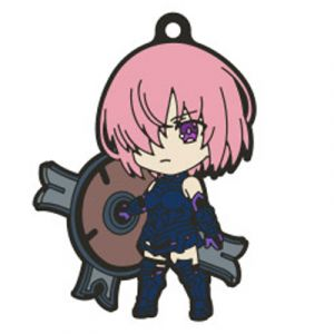 Fate/Grand Order - Absolute Demonic Front: Babylonia Nendoroid Plus Collectible Rubber Keychains 01 (box of 6)