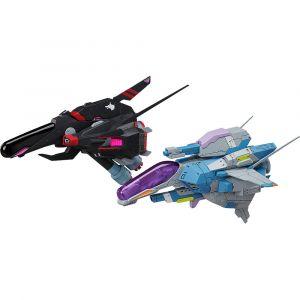 "figma R-13A ""Cerberus""/ RX-10 ""Albatross"""