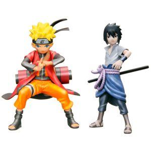 Half Age Characters Naruto & Sasuke SDCC 2013 Exclusive (Set of 2)