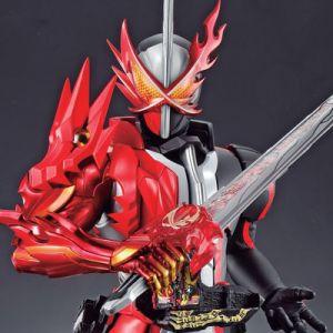 Ichibansho Figure Kamen Rider Saber Brave Dragon