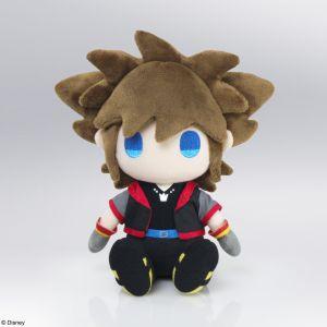 Kingdom Hearts III Sora Plush