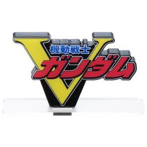 Logo Display V Gundam (Large)