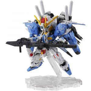 NXEdge Style [MS UNIT] Ex-S Gundam (Blue Splinter Type)