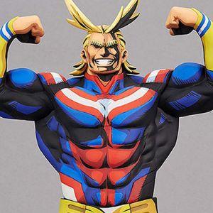 My Hero Academia GRANDISTA: All Might - Manga Dimensions