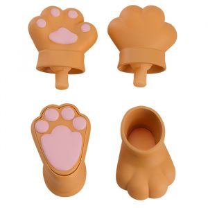 Nendoroid Doll: Animal Hand Parts Set (Brown)