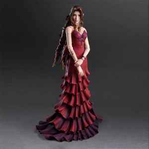 Play Arts Kai Final Fantasy VII Remake: Aerith Gainsborough Dress Ver.