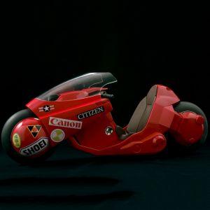 Soul Of Popinica Kaneda's Bike <Revival Ver.>