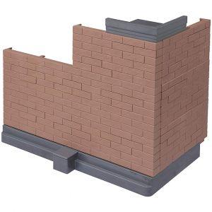 Tamashii Option Brick Wall (Brown Ver.)