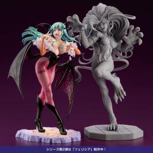 1/7 Darkstalkers Bishoujo Statue: Morrigan