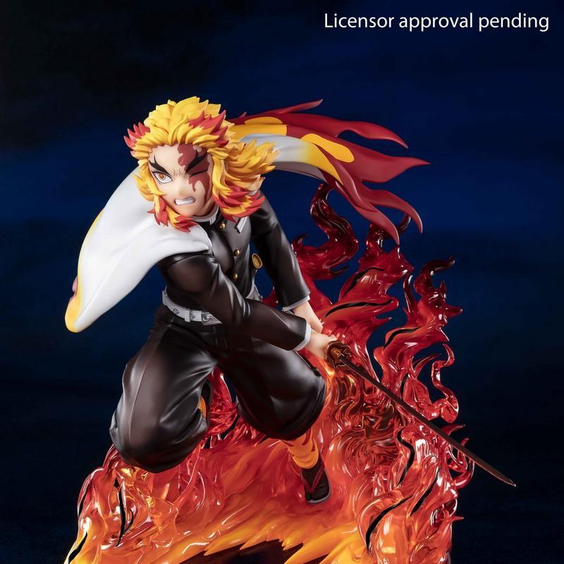 FiguartsZERO Kyojuro Rengoku -Flame Hashira-