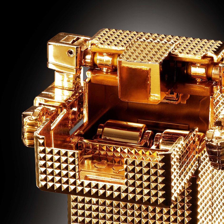 GX-32R Gold Lightan 24-Karat Gold Plating Ver.