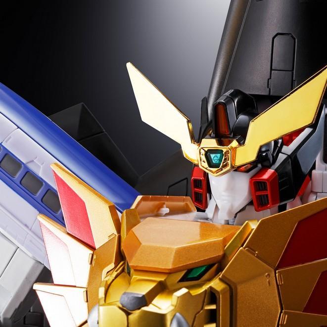 GX-68X Star Gao Gai Gar Option Set [The Ultimate King of Braves Ver.]