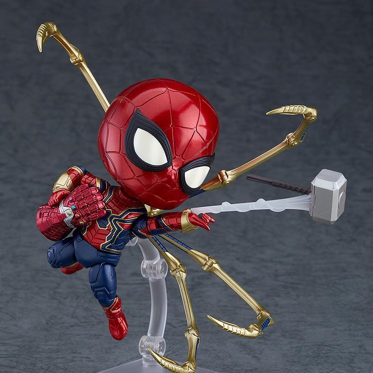 Nendoroid 1497-DX Iron Spider: Endgame Ver. DX