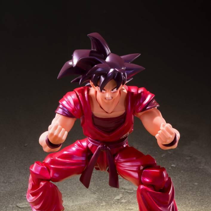 S.H.Figuarts Son Goku Kaioken Ver.