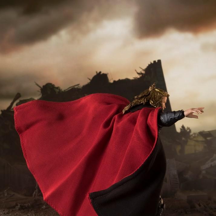 S.H.Figuarts Thor -Final Battle Edition-
