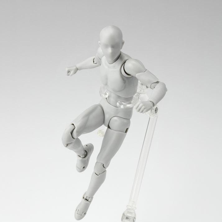 Tamashii Stage Act 4 for Humanoid Clear (2 set)