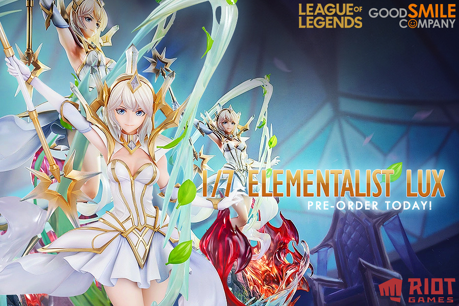 Preorder Elementalist Lux from League of Legends
