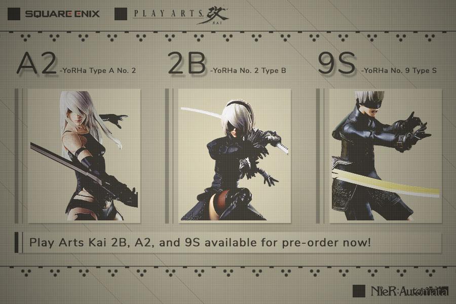 Shop Nier Automata Figures