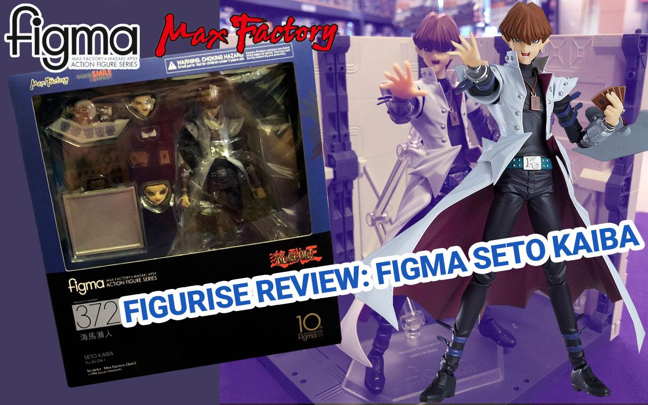 ~*Figurise Review*~ figma Seto Kaiba