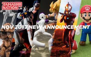 Tamashii Nations December 2017 Preorder Update!