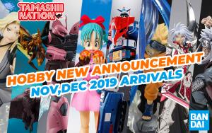 June 2019 New Bandai Tamashii Nations Announcement