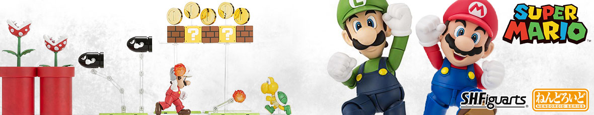 Super Mario Action Figure