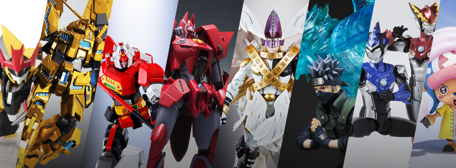 TamashiiNations New pre-order items
