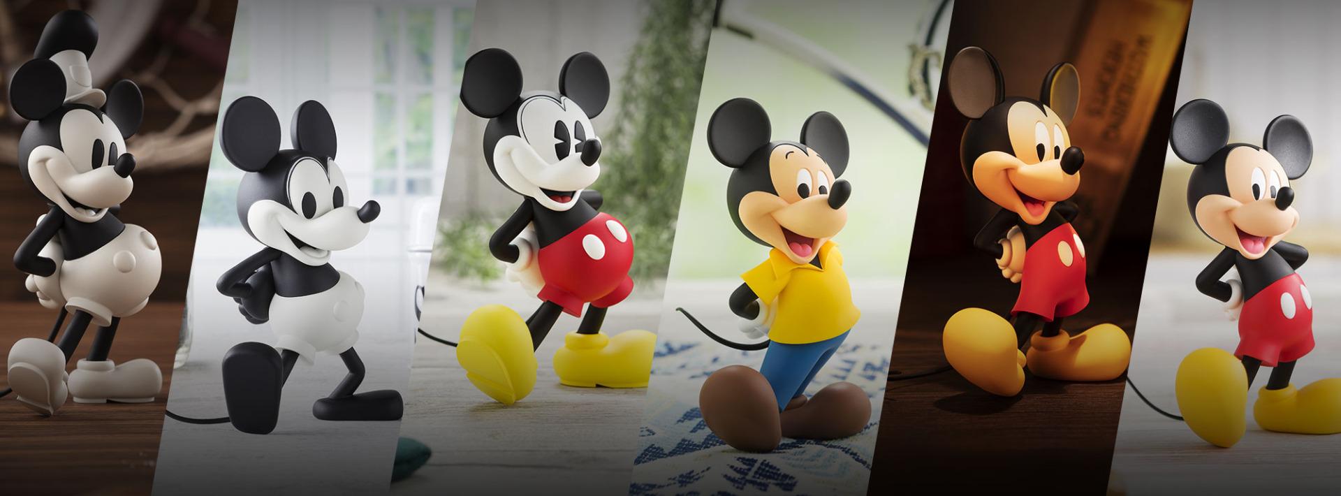 Bandai Figuarts Zero Mickey Mouse