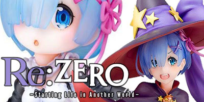 Re:Zero - Starting Life in Another World -